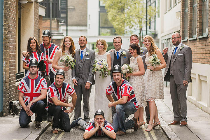 28 London City Wedding at the Groucho Club By Paul Joseph Photography
