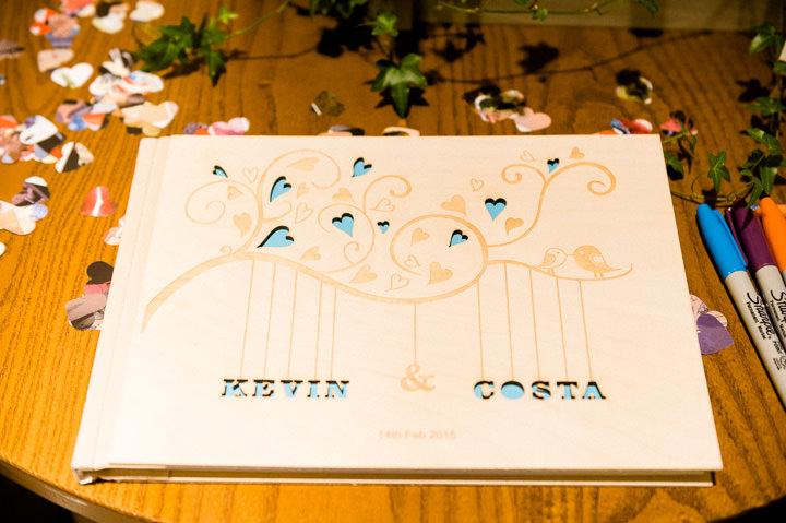 30 Art Loving Wedding By David Walters Photography