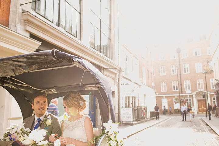 30 London City Wedding at the Groucho Club By Paul Joseph Photography