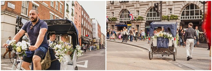 31 London City Wedding at the Groucho Club By Paul Joseph Photography