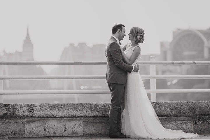 32 London City Wedding at the Groucho Club By Paul Joseph Photography