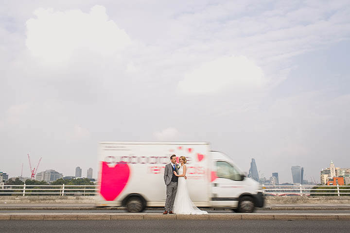 34 London City Wedding at the Groucho Club By Paul Joseph Photography