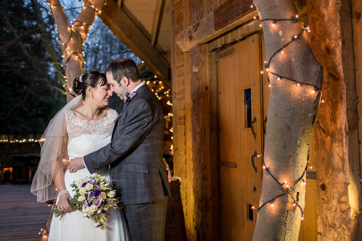 35 Treehouse Wedding By Andy Hudson Photography