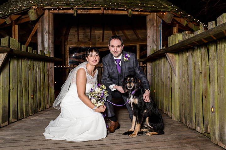 37 Treehouse Wedding By Andy Hudson Photography