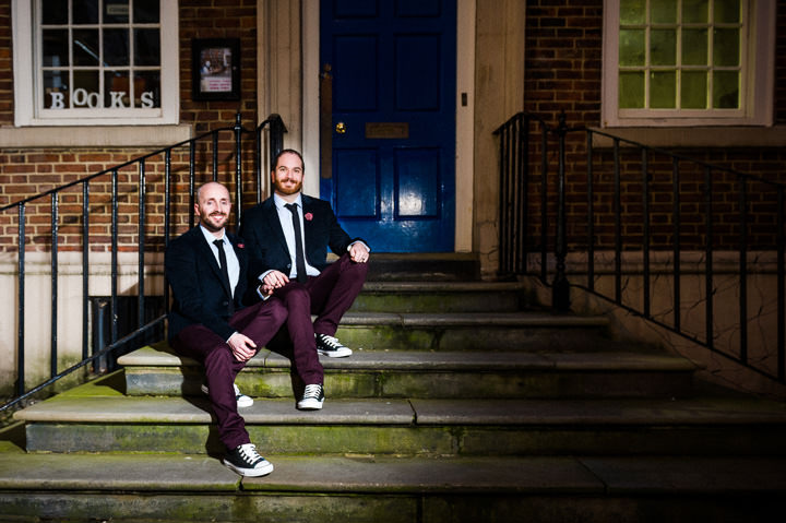 4 Art Loving Wedding By David Walters Photography