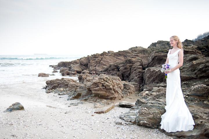 4 Beach Wedding By Captured By Katrina