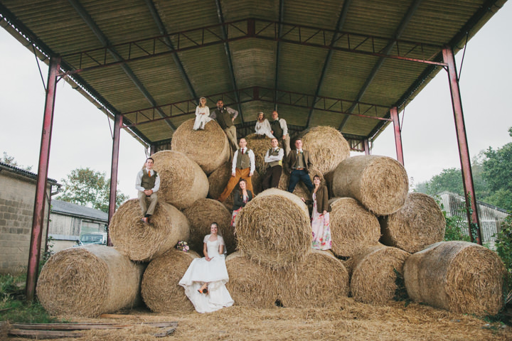 4 Handmade Barn Wedding By Amanda Curd Photography