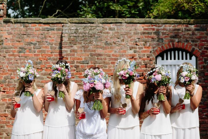4 Handmade Summer Wedding By Mark Newton Weddings