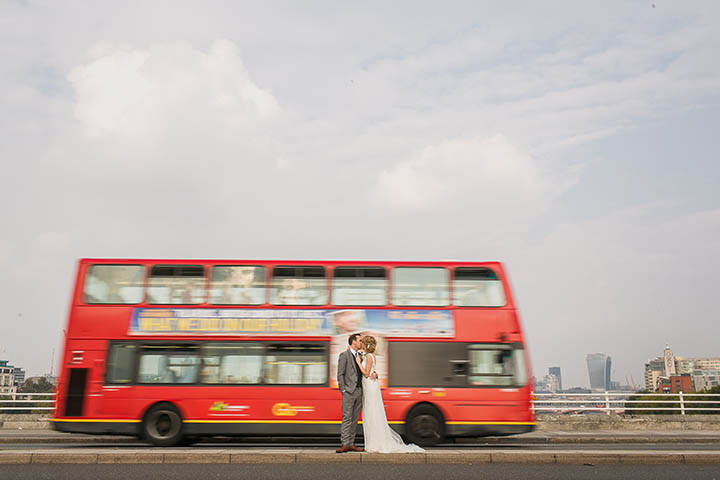 4 London City Wedding at the Groucho Club By Paul Joseph Photography