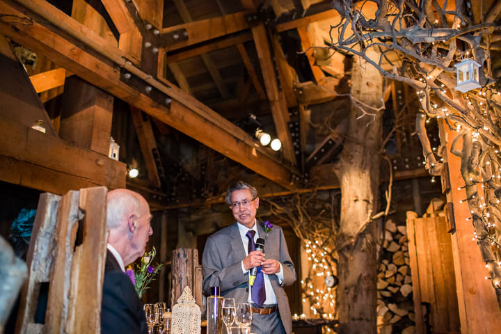 40 Treehouse Wedding By Andy Hudson Photography