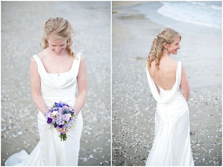 43 Beach Wedding By Captured By Katrina