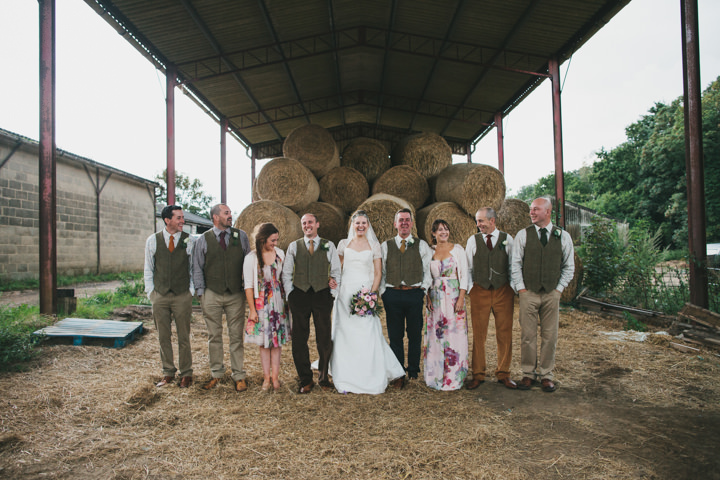 43 Handmade Barn Wedding By Amanda Curd Photography