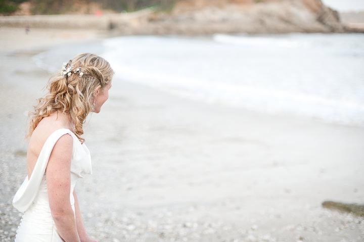 44 Beach Wedding By Captured By Katrina