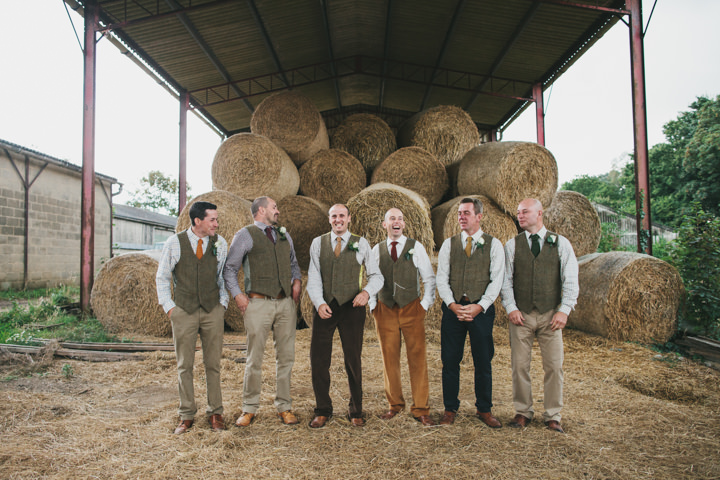 44 Handmade Barn Wedding By Amanda Curd Photography