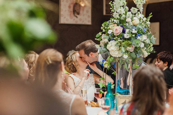 44 London City Wedding at the Groucho Club By Paul Joseph Photography