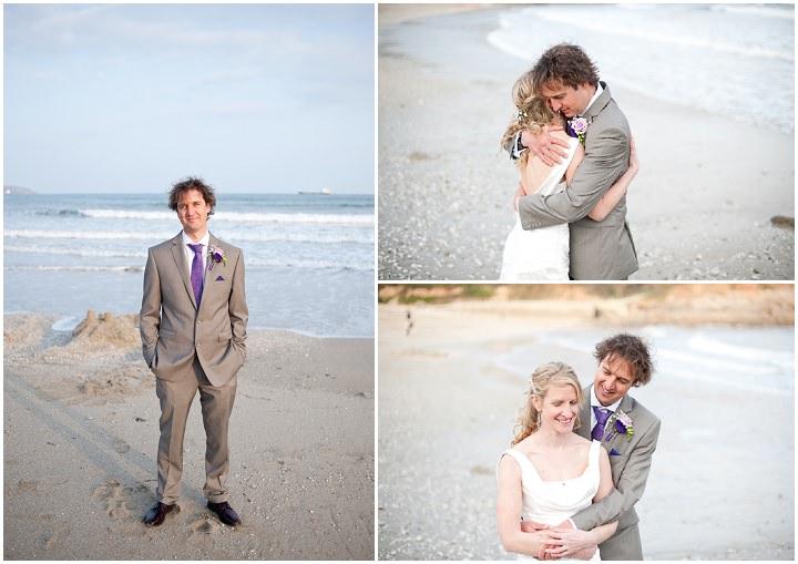 45 Beach Wedding By Captured By Katrina