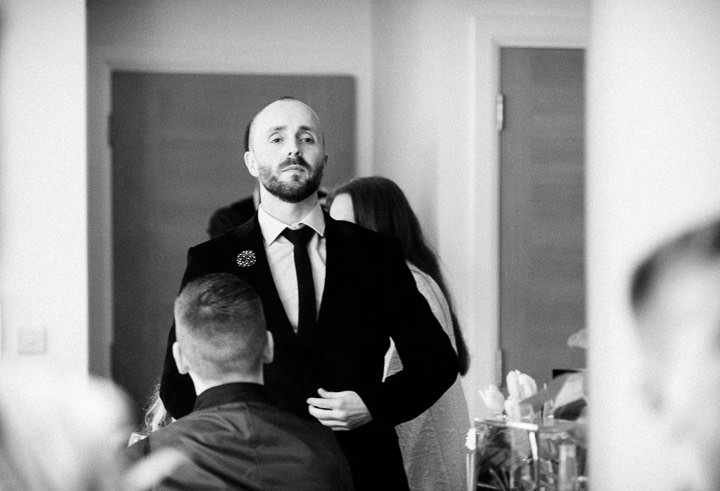 9 Art Loving Wedding By David Walters Photography
