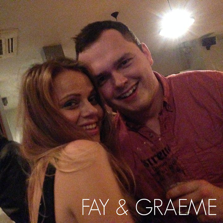 Fay and Graeme
