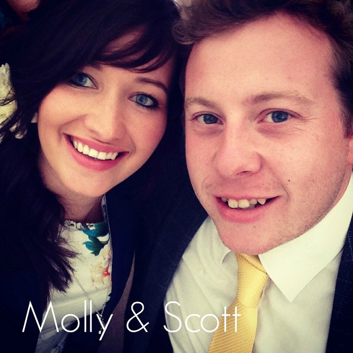 Molly and Scott