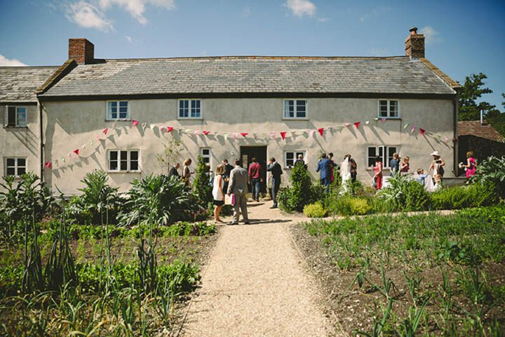 River Cottage Wedding Venue in the South of England