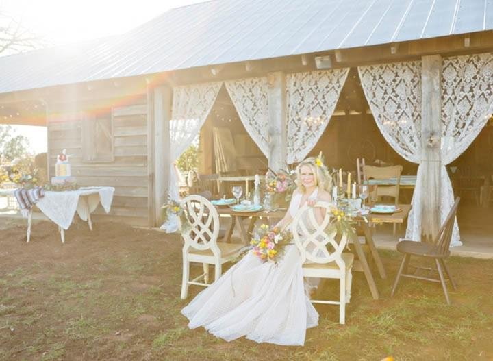South Western Styled Shoot