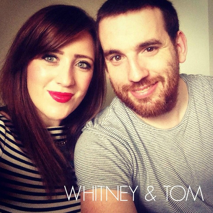 Whitney and Tom