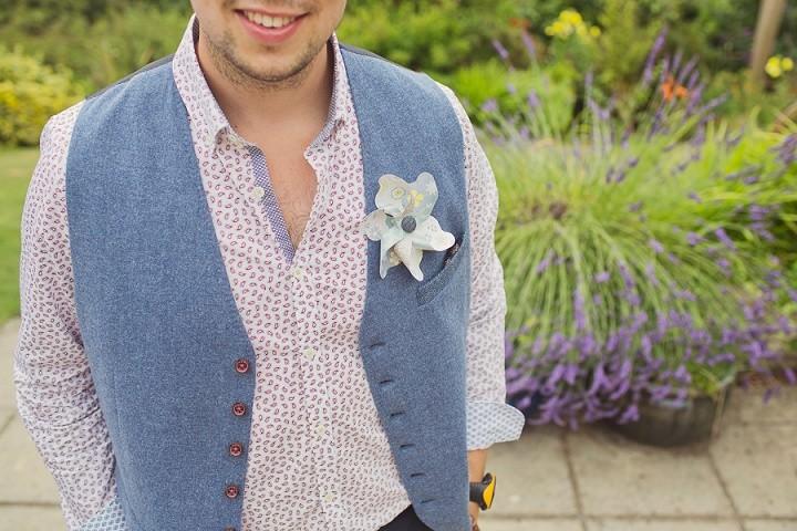 10 Beach Side Devon Wedding. By Cotton Candy