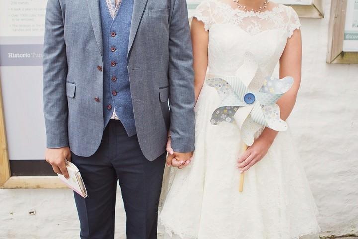 13 Beach Side Devon Wedding. By Cotton Candy