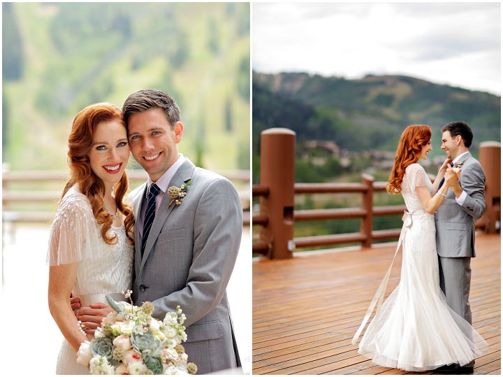 14 Mountain Wedding By Pepper Nix Photography