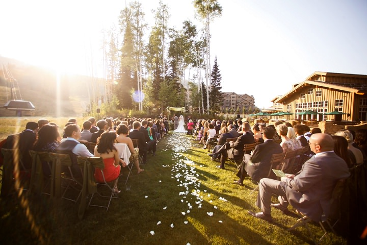 14 Rustic Outdoor Wedding By Pepper Nix Photography