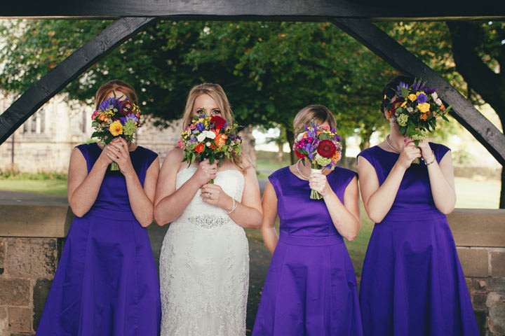 15 Multi-Coloured Wedding By Toni Darcy Photography