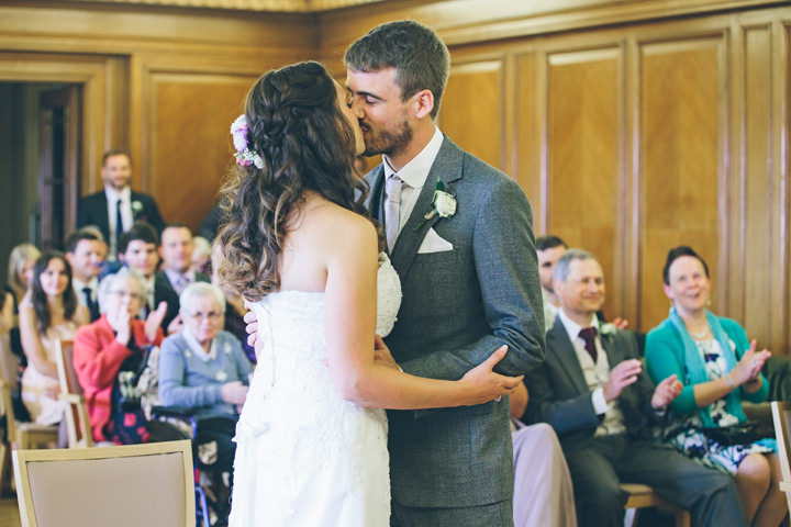 15 Nottingham  Wedding By Firsthand Photography