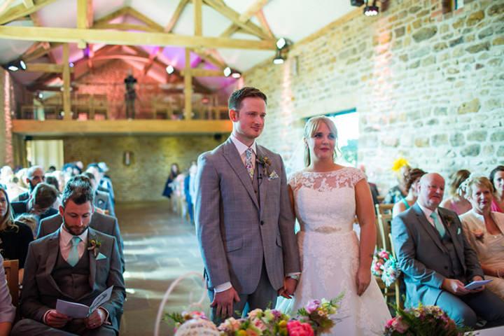 16 Rustic Barn Wedding By Binky Nixon Photography