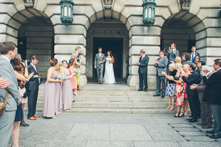 17 Nottingham  Wedding By Firsthand Photography