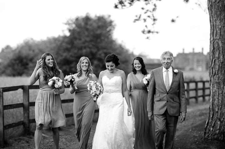 17 Sun Filled Outdoor Wedding By Dan Wooton Photography