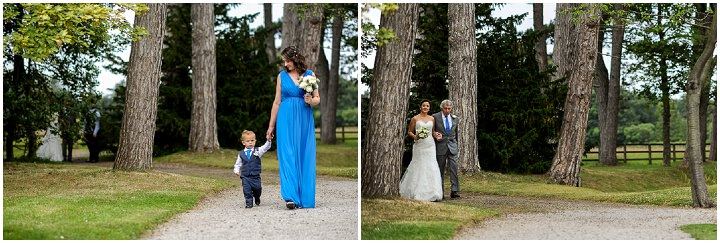 18 Sun Filled Outdoor Wedding By Dan Wooton Photography