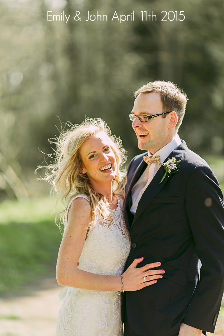 Emily and John's Homemade Spring Wedding by Benjamin Stuart Photography
