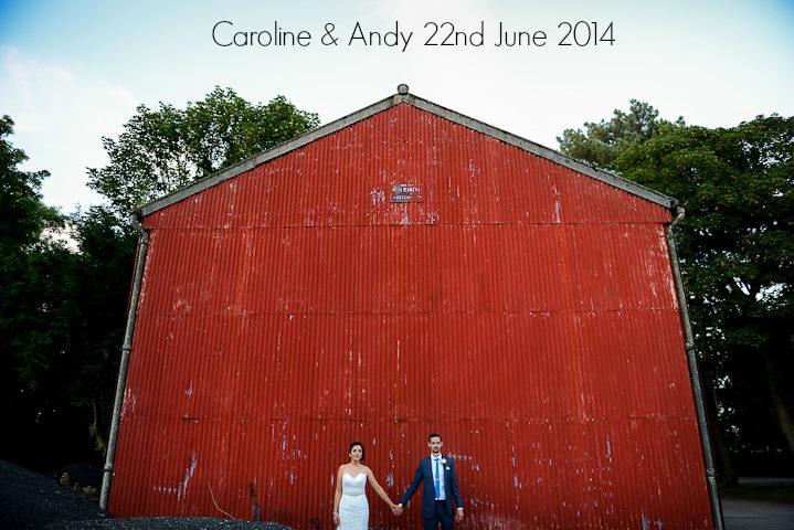 Caroline and Andy's Sun Filled Outdoor Wedding. By Dan Wooton Photography