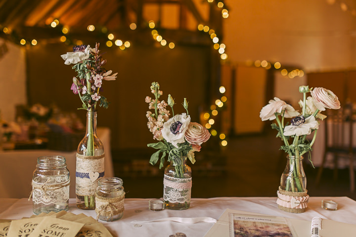 2 Barn Wedding. By Benjamin Stuart Photography