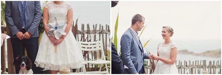 20 Beach Side Devon Wedding. By Cotton Candy