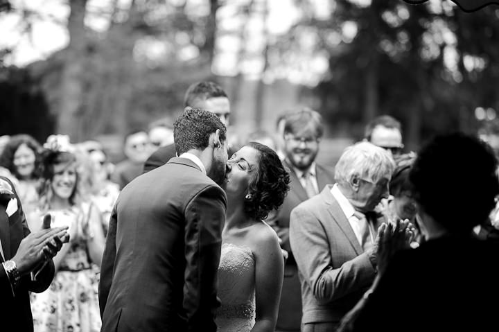 23 Sun Filled Outdoor Wedding By Dan Wooton Photography