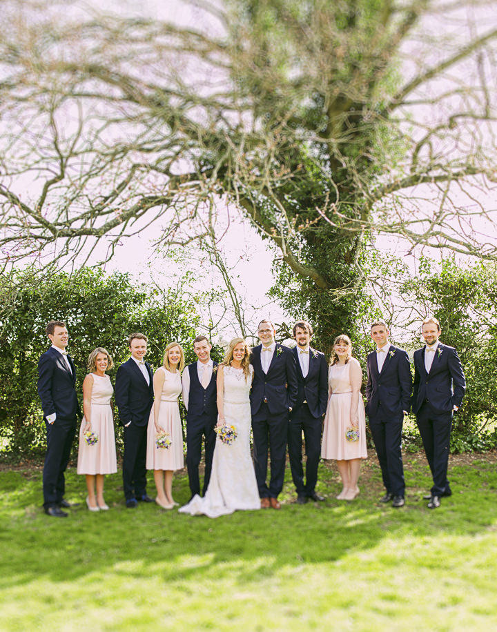 25 Spring Wedding by Benjamin Stuart Photography