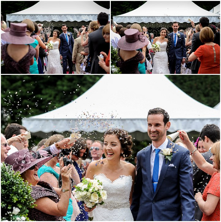 25 Sun Filled Outdoor Wedding By Dan Wooton Photography