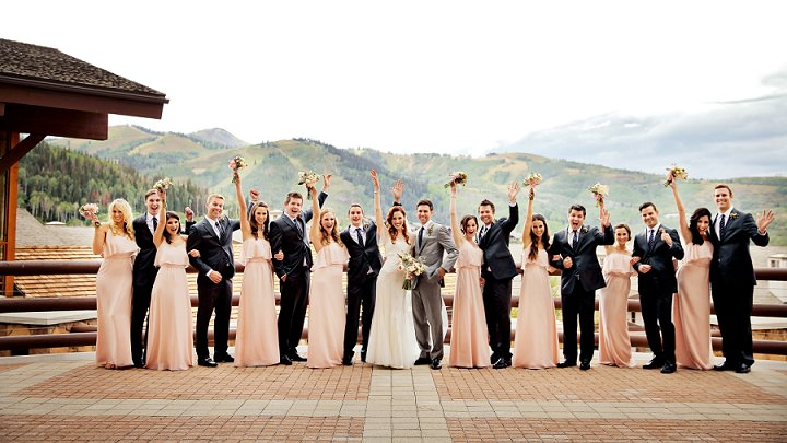 3 Mountain Wedding By Pepper Nix Photography