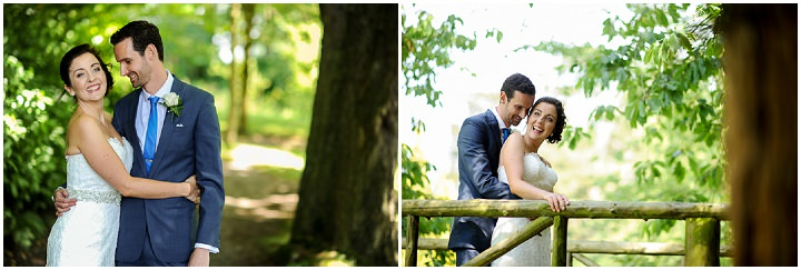 31 Sun Filled Outdoor Wedding By Dan Wooton Photography