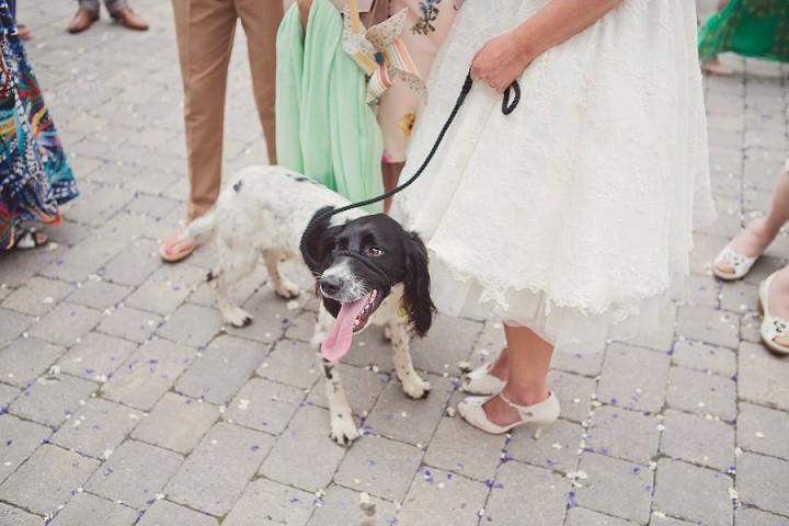 32 Beach Side Devon Wedding. By Cotton Candy