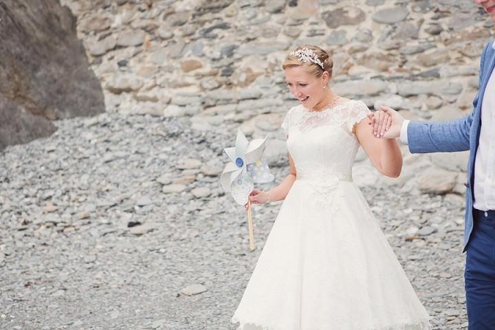 33 Beach Side Devon Wedding. By Cotton Candy