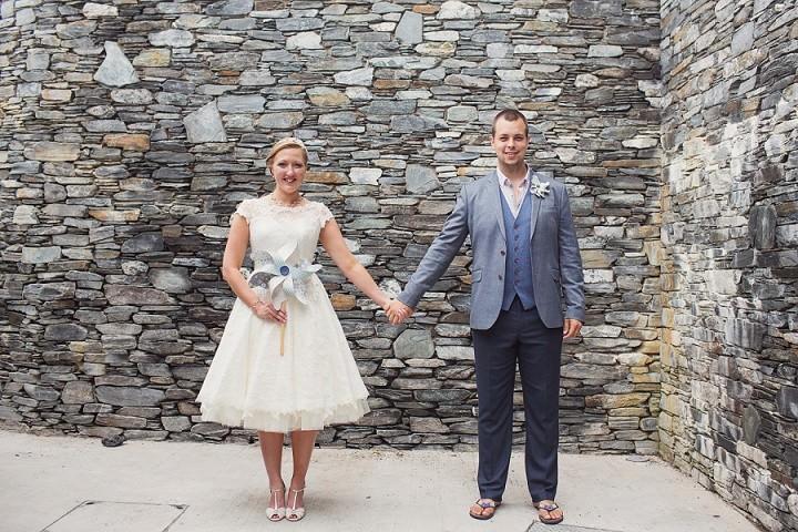 35 Beach Side Devon Wedding. By Cotton Candy