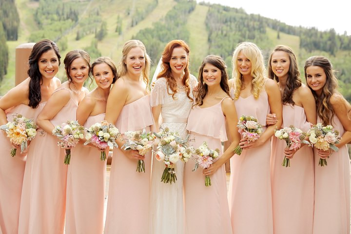 36 Mountain Wedding By Pepper Nix Photography