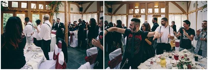 38 Punk-Chic Retro Wedding By Maria Bryzhko